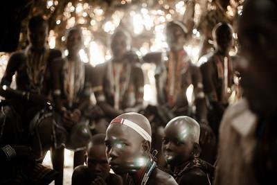 """""""Erbore village, Omo Valley, Ethiopia, 2011"""". 30x45 (90€), 40x60 (150€), 50x75 (250€)"""