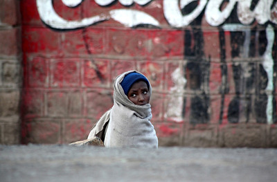 """Young woman, Ethiopia, 2011"". 40x60 (100€), 50x75 (150€)."