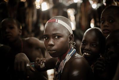 """""""Young boys, Erbore village, Omo Valley, Ethiopia, 2011"""". 40x60 (150€), 50x75 (250€)"""