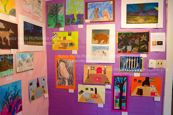 1st Annual Student Art Show