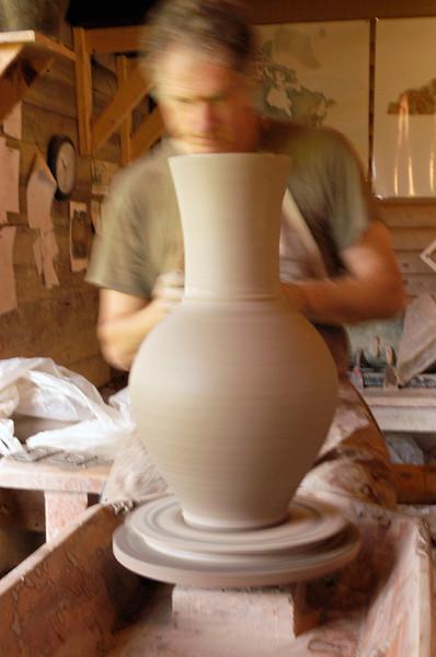 Mark Hewitt, Artisan Potier