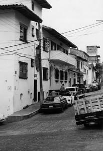 Street Scene, Mexico