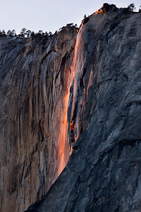 Horsetail Falls 9935