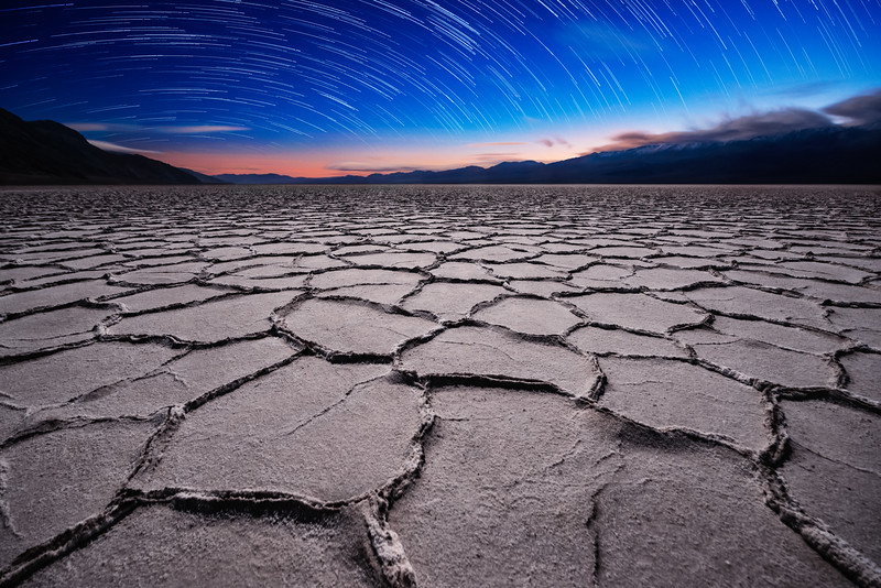 Salty Nights  |  Death Valley USA