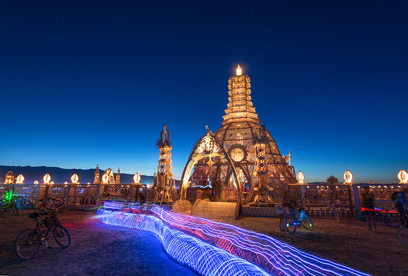 The Temple  |  Burning Man