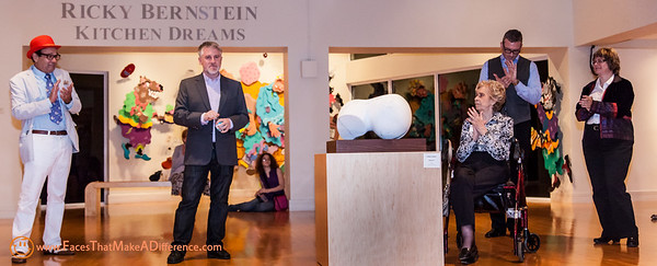 Artisits Reception @ Coral Springs Art Museum--18