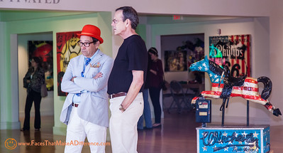 Artisits Reception @ Coral Springs Art Museum-