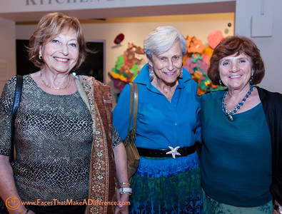 Artisits Reception @ Coral Springs Art Museum-1995