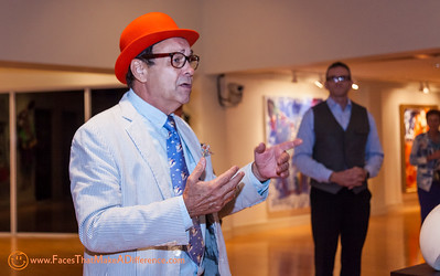 Artisits Reception @ Coral Springs Art Museum--13