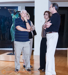Artisits Reception @ Coral Springs Art Museum--2