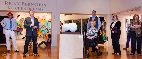 Artisits Reception @ Coral Springs Art Museum--17