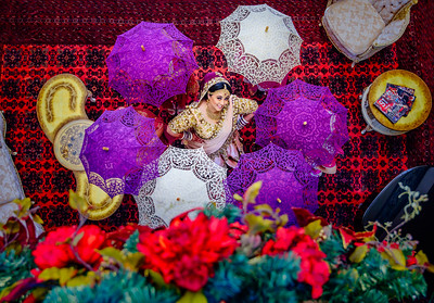 Princess & the parasols, wishing you a  very hAppY biRthdaY @amrithadhatt , can't wait to share the highlights from this wedding, @amrithadhatt and Adam @fitnesshalpers