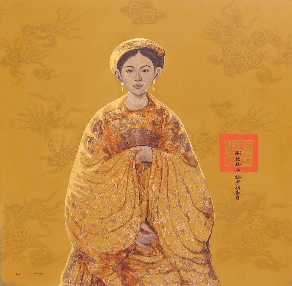 Bui Huu Hung - Mandarin's Wife