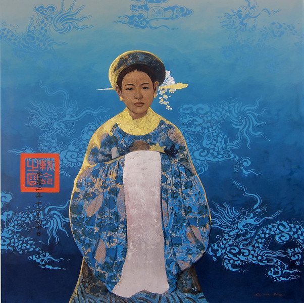 Bui Huu Hung - The Mandarin's Wife