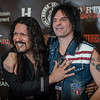 Oz Fox (Stryper) & Stacey Blades (Let it Rawk)