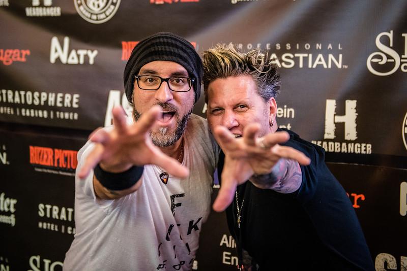 Rick Triana & Dustin Jack
