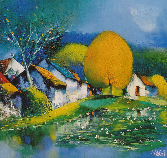 art gallery provides hand painted original and reproduction oil paintings