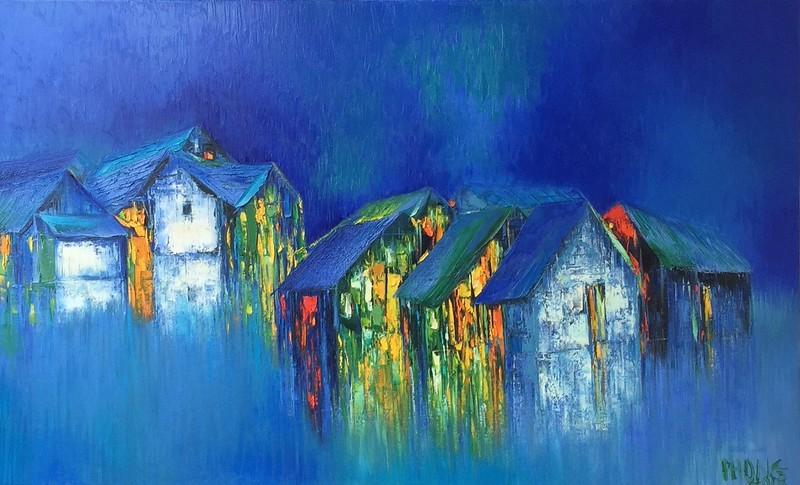 Dao Hai Phong - Rainy Dawn