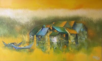 Dao Hai Phong - Peaceful Place