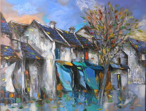 Dao Hai Phong - Autumn Rain