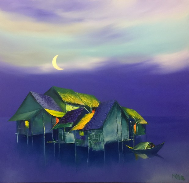 Dao Hai Phong - Purple Afternoon