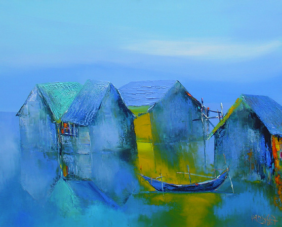 Dao Hai Phong - Color of Tranquility