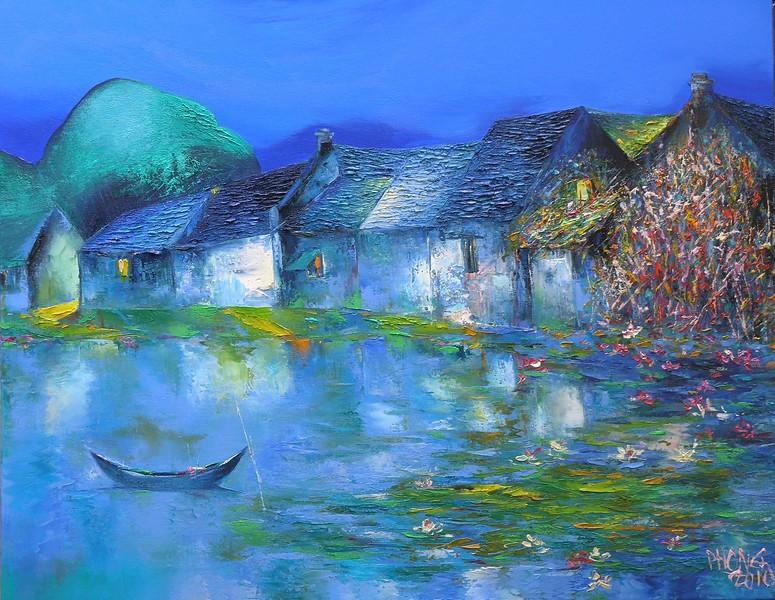 Dao Hai Phong - Late Blossoming Lotus