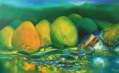 Dao Hai Phong - Beginning of Lotus Season