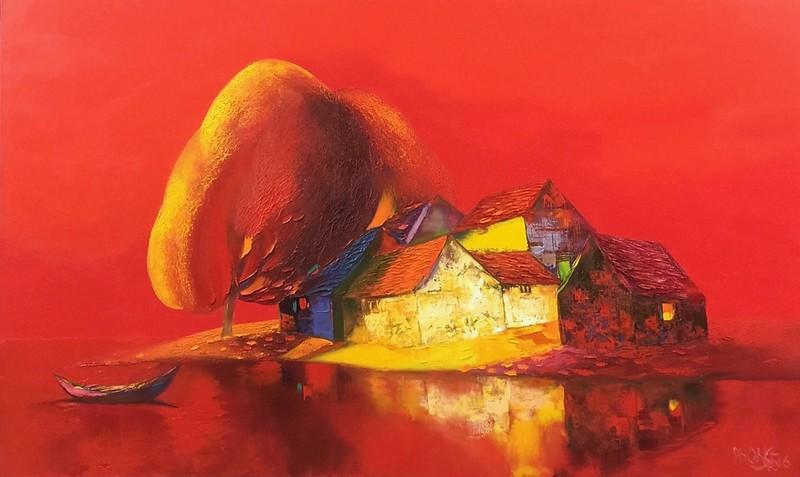 Dao Hai Phong - Red Dawn