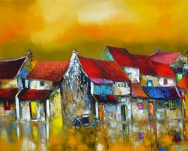 Dao Hai Phong - Sunset After Rain