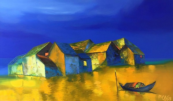 Dao Hai Phong - Waiting under the Moonlight