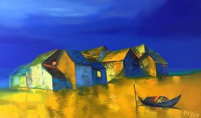 Dao Hai Phong - Waiting under the Moonlight