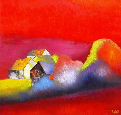 Dao Hai Phong - Vibrant Hillside