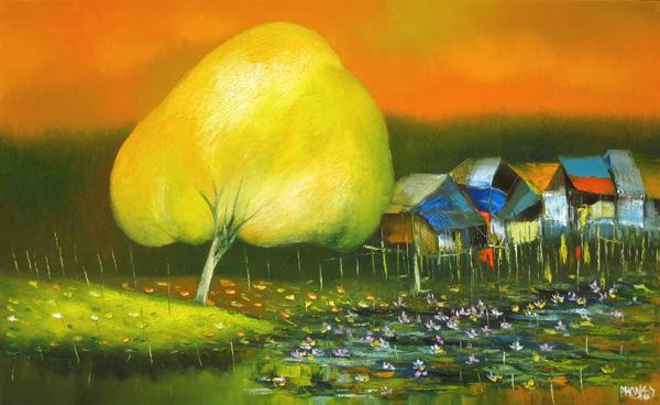 Dao Hai Phong - In the Rain