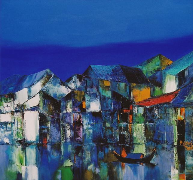 Dao Hai Phong - Rainy Night
