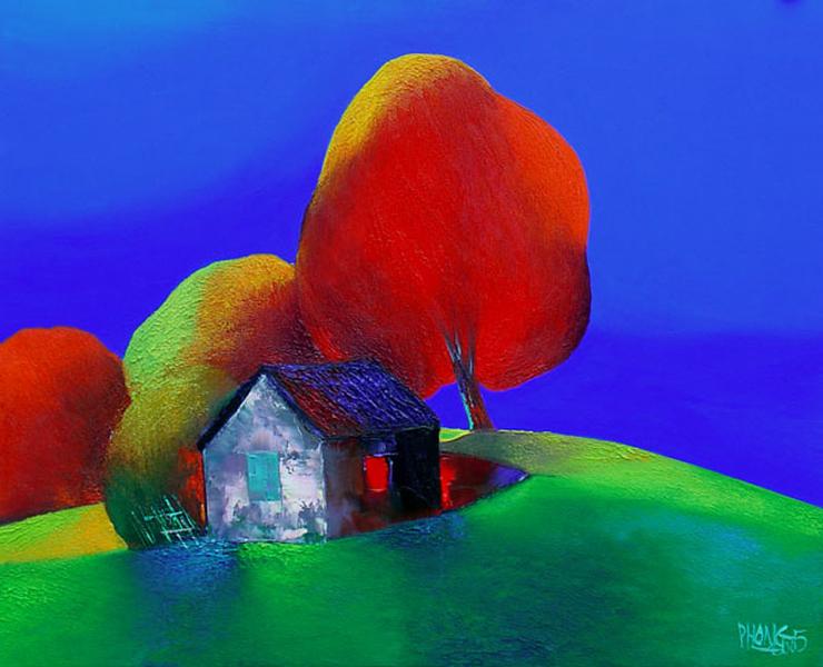 Dao Hai Phong - Red Tree