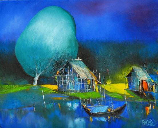 Dao Hai Phong - Colour of Peace