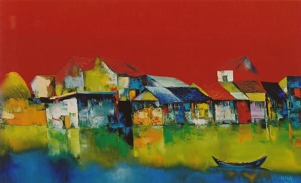 Dao Hai Phong - A Peaceful Place