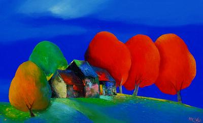 Dao Hai Phong - Blue Sky