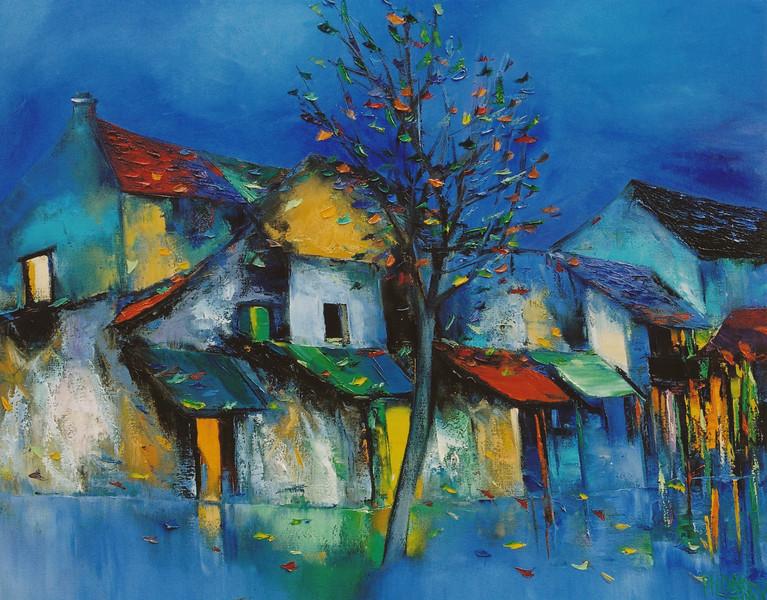 Dao Hai Phong - Autumn Night