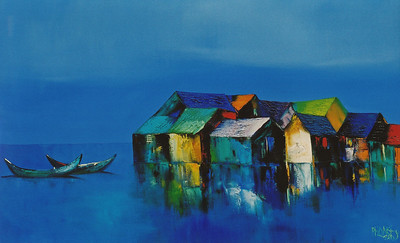 Dao Hai Phong - Sunset