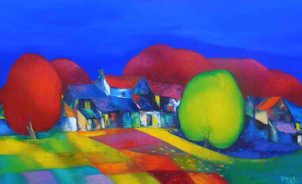 Dao Hai Phong - Magic of Colour