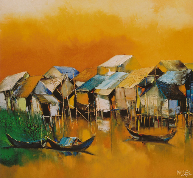 Dao Hai Phong - Time Flowing like a River