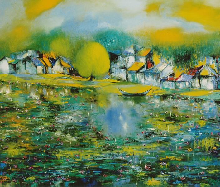Dao Hai Phong - Lotus Village