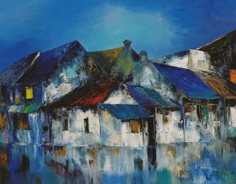 Dao Hai Phong - Night Street