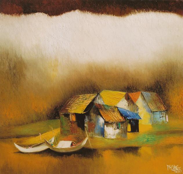 Dao Hai Phong - Late Autumn