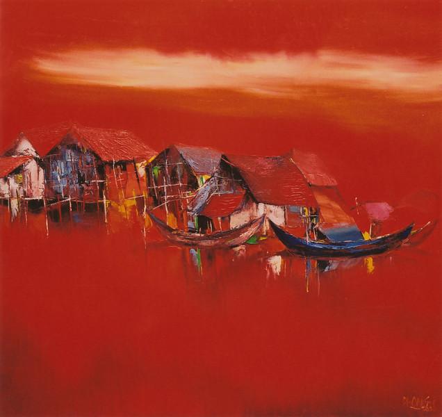 Dao Hai Phong - Floating Cloud