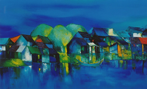 Dao Hai Phong - Blue Afternoon