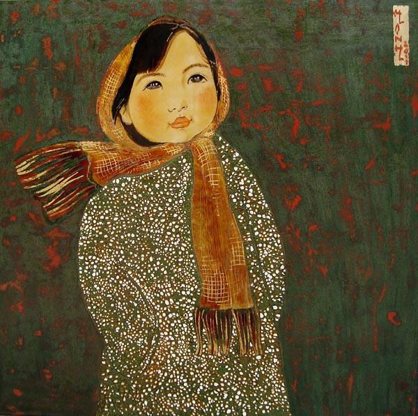 Doan Thuy Hanh - Winter Day