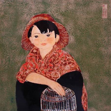 Doan Thuy Hanh - A Thoughtful Child